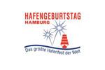 HAFENGEBURTSTAG HAMBURG 2020. Логотип выставки