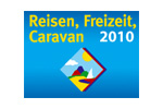 Reisen, Freizeit, Caravan 2010. Логотип выставки