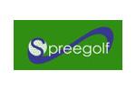 Spreegolf 2010. Логотип выставки