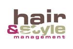 Hair & style management 2013. Логотип выставки