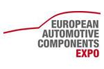 European Automotive Components Expo 2014. Логотип выставки