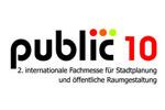 Public 2010. Логотип выставки