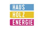 HAUS | HOLZ | ENERGIE 2020. Логотип выставки