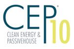 CEP - CLEAN ENERGY POWER & PASSIVEHOUSE 2010. Логотип выставки