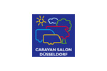 Caravan Salon Dusseldorf 2020. Логотип выставки