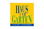 Haus Garten Genuss 2016. Логотип выставки