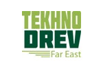ТЕХНОДРЕВ Дальний Восток 2021. Логотип выставки