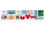 Медицина и здоровье 2021. Логотип выставки