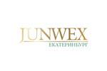Junwex Екатеринбург 2021. Логотип выставки