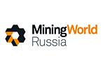 MiningWorld Russia 2021. Логотип выставки