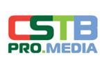 CSTB. Telecom & Media 2021. Логотип выставки