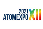 АТОМЭКСПО 2021. Логотип выставки