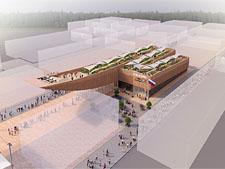 Российский павильон на Expo 2015