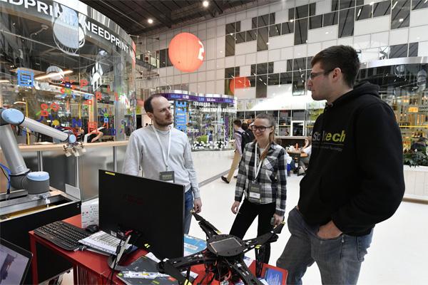 Skolkovo Robotics 2019